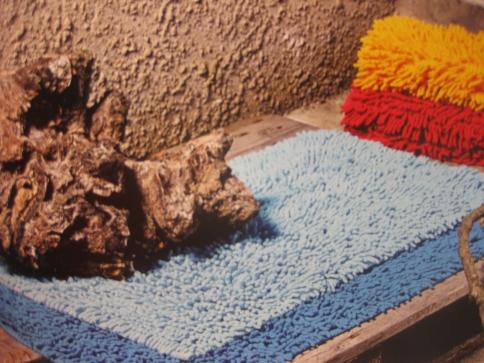 Alfombra ba o pie de cama 14 colores didal tiendas - Alfombras pie de cama ...
